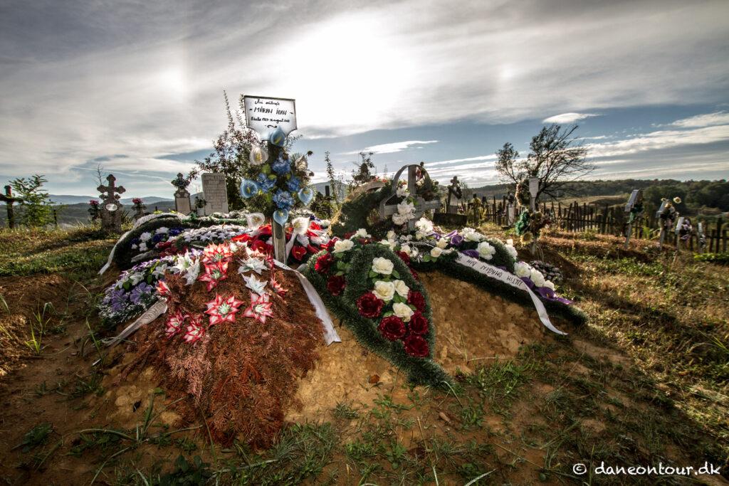 Romanian Graveyard II